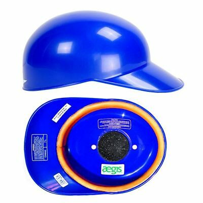 All-Star CH800 Royal Sz 7 5/8 Fitted Professional Baseball Catcher Skull Cap