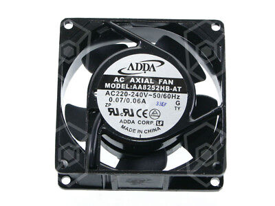 Adda AA8252HB-AT Axial Fan for Lainox VG106M, Electrolux 201038, 211038 230V