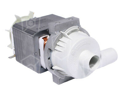 Hanning BE55C9-102 Drain Pump for Dishwasher Winterhalter GS502, GS515 170W