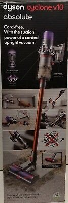 Brand New Sealed Dyson Cyclone V10 Absolute Cord-Free Vacuum