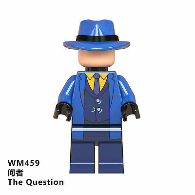 WM413 Movie Gift Compatible Classic #413 Toy Game Weapons Collectible #H2B