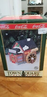 Coca Cola Town Square The Girst Mill Restaurant 1995