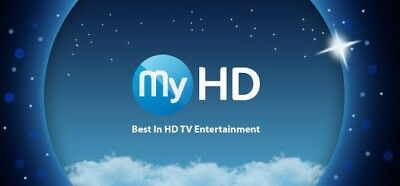 MYHD IPTV CODE 12 months for Android and Tiger TV boxes 2000 channels