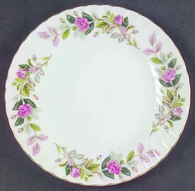 Vintage Creative FIne China of Japan #2345 Regency Rose Salad Plates (4)