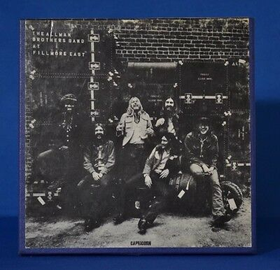 7 1/2ips✓ Allman Brothers Fillmore East 100%PERFECT SOUND GUARANTEE REEL TO REEL