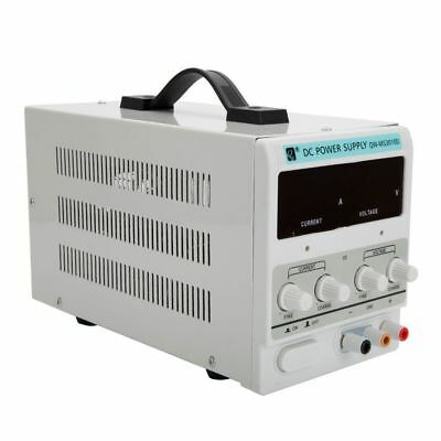 Variable Linear Adjustable 30V 5A and 10A DC Power Supply Dual Digital Lab