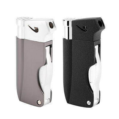 Electronic USB Tobacco Pipe Lighter Cigarette Lighter With Pipe Cleaner Tool WS