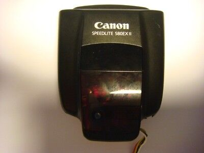 Frontal FLASH FRONT  COVER ASSEMBLY (PIEZA COMPLETA Y ORIGINAL CANON 580 EXII)