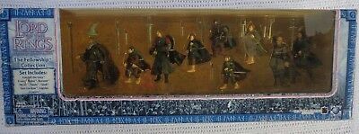 2003 BRAND NEW IN THE BOX LORD OF THE RINGS The Fellowship Collection