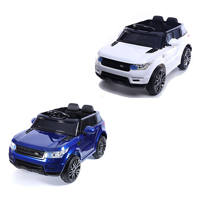 12V Mini HSE Range Rover Style Children's Single Seat Ride On Jeep