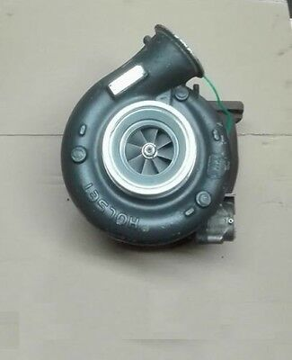 Turbolader Turbo Holset HX40 16cm T3 twin scroll made in Huddersfield UK