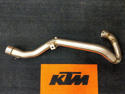 KTM Exhaust Standard Front Pipe 14-16 250 EXC-F