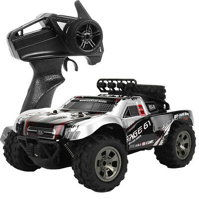 1:18 High Speed 2.4GHz 4CH Remote Control Electric RC Off-road Car Monster Truck