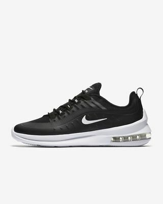 Nike Air Max Axis Shoes Black/White Running Sneakers Men's Brand New in a Box