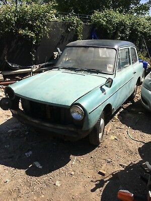 Austin a40 62000miles 2 owner vehicle