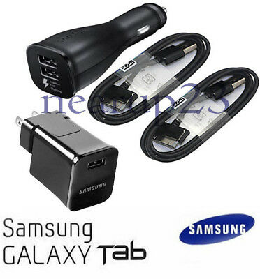 """Original OEM Wall Charger Cable for 7/8.9 /10.1"""" For Samsung Galaxy Tab 2 Tablet"""