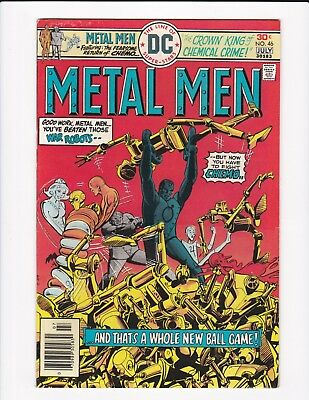 Metal Men  #46 (1976, DC)