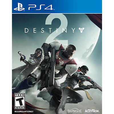 NEW Destiny 2 Playstation 4 Physical Version