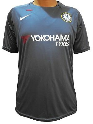 Chelsea Home Shirt 2018/19 -CFC Kit Football Jersey Adult Fc Grey All Sizes Mens