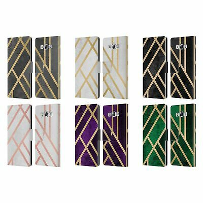 Elisabeth Fredriksson Art Deco Collection Leather Book Case For Samsung Phones 3