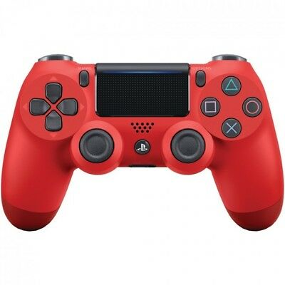 Sony Playstation4 Dualshock4 Wireless Controller (Magma Red) Pdr3001549