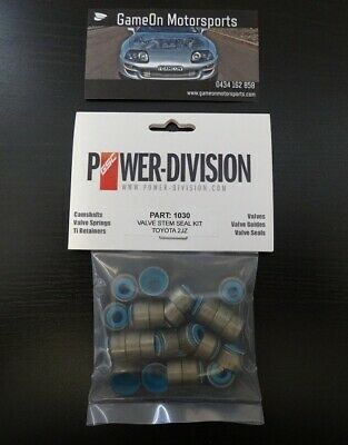 GSC Power-Division Valve Stem Seals - 1JZ / 2JZ
