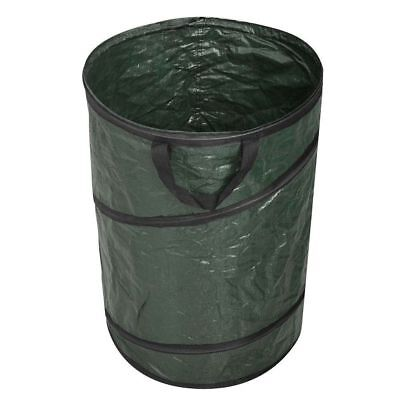 Garden Waste Bag 85L Leaves Rubbish Pop-Up Re-usable
