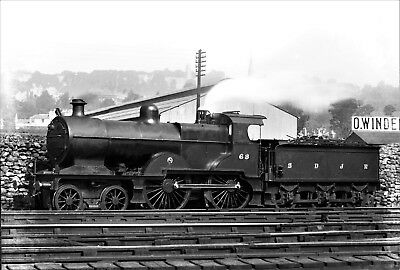 S&DJR Somerset & Dorset Joint Railway sets of 10 B+W SDJR photo prints 1920-1966