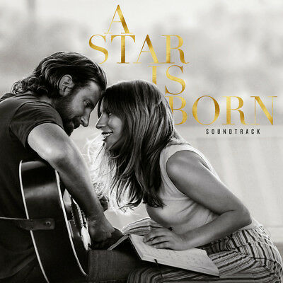 A Star is Born Soundtrack - Lady Gaga, Bradley Cooper Audio CD- Gift Idea