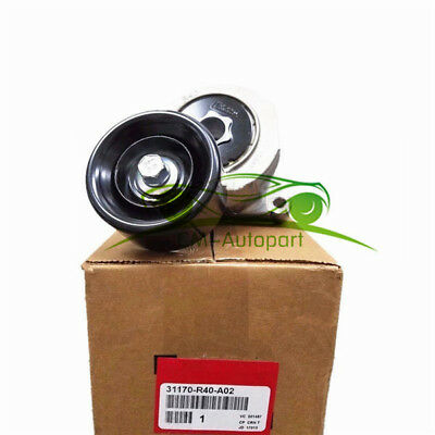 Drive Belt Tensioner 31170R40A02 Fit Honda Accord 2008-2012 Crosstour 2012-2015