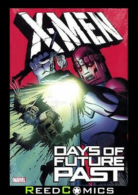 X-MEN DAYS OF FUTURE PAST HARDCOVER (392 Pages) New Hardback