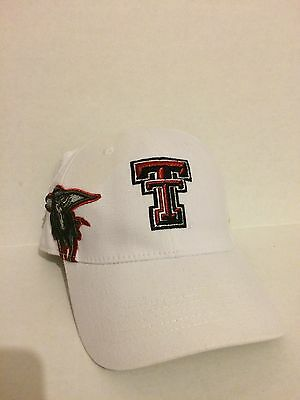 sports shoes 612eb 46910 ... low price texas tech red raiders top of the world molten stretch fit hat  l xl