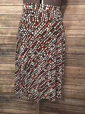 Maternity Skirt Small Womens Motherhood Casual Stretchy A6