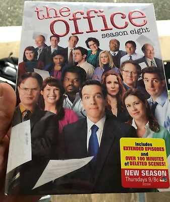 The Office: Season 8 Brand New DVD! Ships Fast!