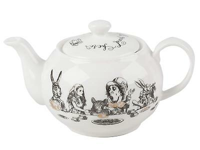 V&A Victoria and Albert - Alice In Wonderland Mini Teapot