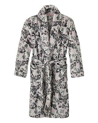 Womens Fleece Gown Simply Be