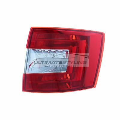 IVECO DAILY CHASSIS CAB 06-/> SOCKET TYPE REAR TAIL LIGHT LAMP RIGHT DRIVERS O//S