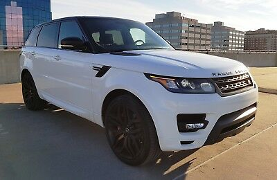 2015 Range Rover Autobiography Supercharged 2015 Range Rover Autobiography Supercharged