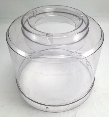 Cuisinart Yogurt Ice Cream Sorbet Maker ICE-21 Replacement Clear Dome Lid Only