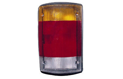 Replacement Eagle Eyes FR195-U000L Left Tail Light For 92-94 E-150 Econoline