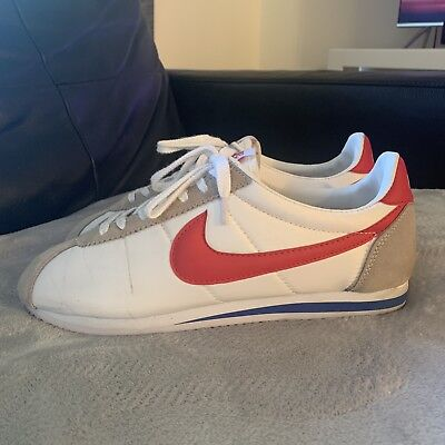 newest collection 3d201 f5fb3 NIKE CORTEZ NYLON VINTAGE Forrest Gump size 10 men's