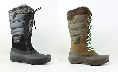 New The North Face Womens Shellista II Snow Boots