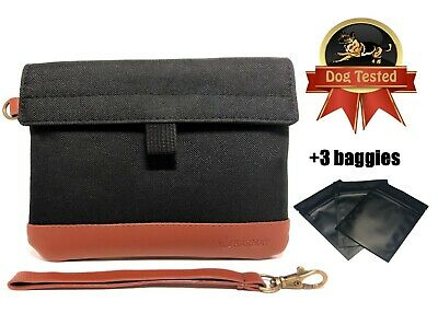 Premium Smell Proof Bag 7x6"