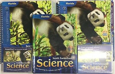 SCOTT FORESMAN READING Science Social Studies Leveled 4th