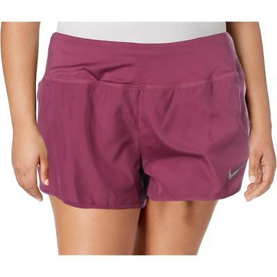 Nike Womens Dri-fit Running Shorts Athletic BHFO 5209