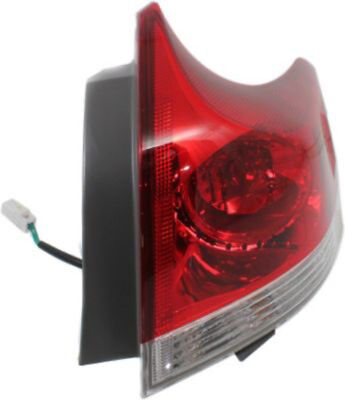 Passenger Right Side Tail Light Tail Lamp for 09-12 Toyota Venza