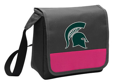 Michigan State Lunch Bag OUR BEST MSU LUNCH COOLER Insulated Bags