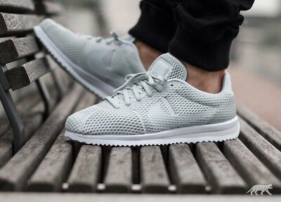 official images top quality many styles NIKE CORTEZ ULTRA BR Breathe Pure Platinum RARE Size 10 ...