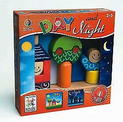 Smart Games Day Night Game