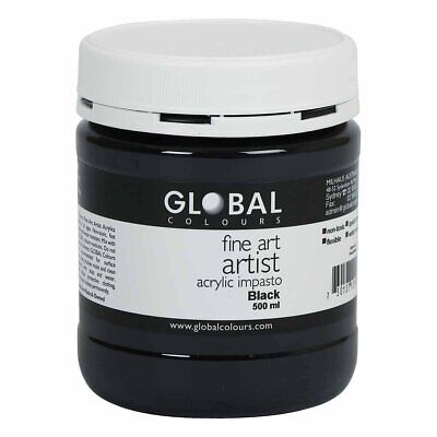Global Acrylic Paint 500Ml